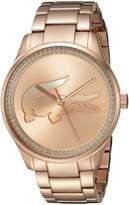 Lacoste Women's 'VICTORIA' Quartz Tone and Gold Casual Watch(Model: 2000973)