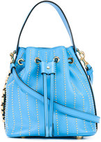 Moschino bucket tote - women - Leather/Metal (Other) - One Size