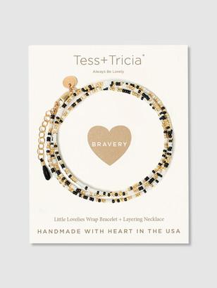 Tess + Tricia Little Lovelies Carded Bracelet