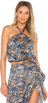 House Of Harlow X REVOLVE Alana Halter Top in Blue