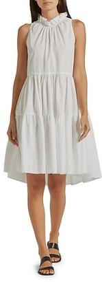 Carlo Poplin Dress