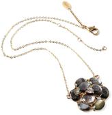 Amrita Singh Peony Pendant Necklace