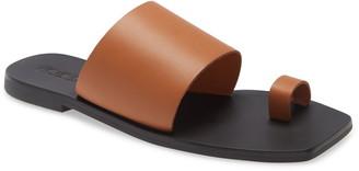 Sol Sana Toe Loop Slide Sandal