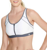 Champion Zip-Front Sports Bra - 7920