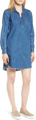 Lucky Brand Denim Popover Dress