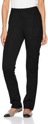 Damart Women's Pantalon Maille Milano Trouser