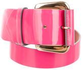 Chloé Patent Leather Waist Belt