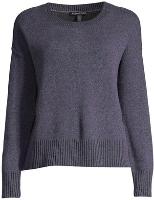 Eileen Fisher Recycled Cashmere & Wool Sweater