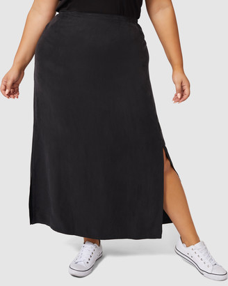 Sunday In The City A New World Maxi Skirt