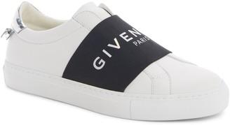 Givenchy Urban Street Logo Band Slip-On Sneaker