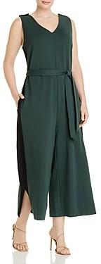 Lysse Plus Katniss Belted Ponte-Knit Jumpsuit