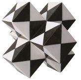 Kelly Wearstler Marble Trapezoid Sculpture