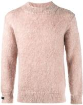 Neighborhood crew neck jumper - men - Mohair - S