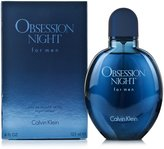 Calvin Klein Obsession Night by for Men - 4 oz EDT Spray