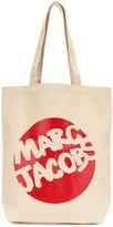 Marc Jacobs branded canvas bag - men - Cotton - One Size