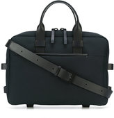 Troubadour - laptop bag - men - Nylon/Leather - One Size
