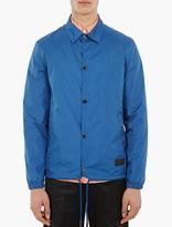 Acne Studios Blue Tony Face Jacket