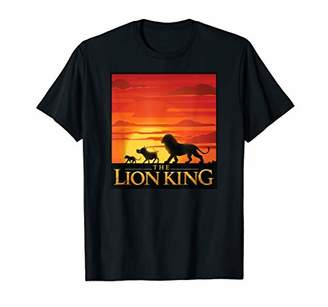 Disney Lion King Movie Poster T-Shirt