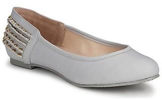 Kat Maconie ROSA women's Shoes (Pumps / Ballerinas) in Grey