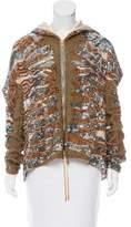 Tom Ford Sequin-Embellished Jacket