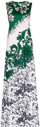 Erdem Odalys floral-print gown