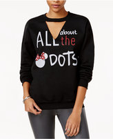 Disney Juniors' Minnie Mouse Graphic Sweatshirt