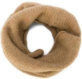 Roberto Collina wrapped scarf - men - Nylon/Camel Hair/Merino - One Size