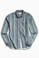 Urban Outfitters '90s Stripe Button-Down Shirt