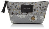 Marc Jacobs B.Y.O.T. Mixed Daisy Print Cosmetic Case