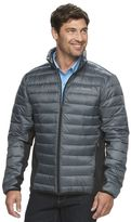 Columbia Big & Tall Elm Ridge Hybrid Puffer Jacket