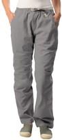 Gramicci Original G Dourada Pants - Cotton Twill, Straight Leg (For Women)
