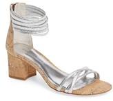 Donald J Pliner Women's Essie Block Heel Sandal