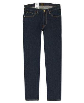 Lee Jeans Luke Slim Tapered Fit Jeans Colour: RINSE, Size: 34R