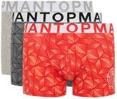 Topman Geometric Print Trunks 3 Pack