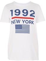 Topshop MATERNITY '1992' Slogan T-Shirt