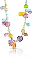 Antica Murrina Veneziana Lapilli - Long Murano Glass Necklace