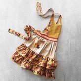 Sur La Table Floral Crochet Vintage-Inspired Apron