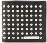Alexander McQueen studded wallet - men - Leather - One Size