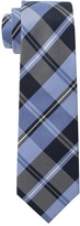 Cufflinks Inc. Plaid Silk Cotton Tie