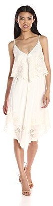 ASTR the Label Women's Alicia Tiered Dress