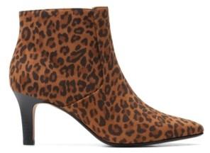 Clarks Collection Women's Ileana Petal Boots Women's Shoes