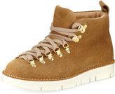 Fracap Suede High-Top Sneaker