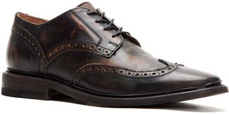 Frye Men's Paul Leather Wing-Tip Derby Shoes