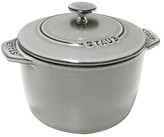 Staub Graphite Grey 0.75 qt. Petite French Oven