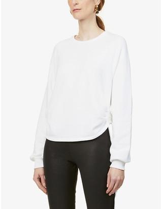 The Range Element French Terry stretch-cotton sweatshirt