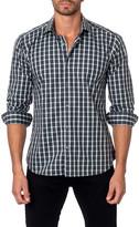 Jared Lang Checkered Semi-Fitted Shirt