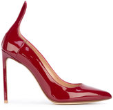 Francesco Russo pointed pumps - women - Goat Skin/Leather - 35