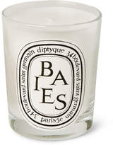 Diptyque Baies Scented Candle, 190g - White