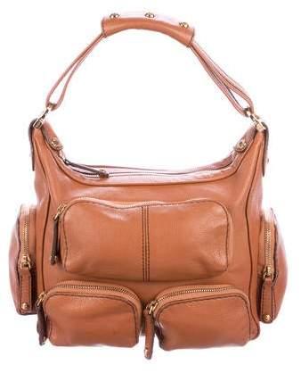 Tod's Multi-Pocket Leather Hobo