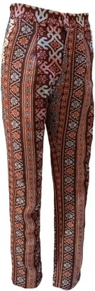 Relax Baby Be Cool Womens Long Trousers With Pearl Embroidery
